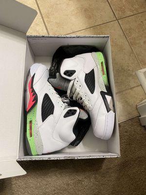 "Jordan 5 Retro ""Poison Green"" for Sale in Franklin, TN"