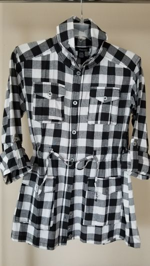 Checkered shirts small size for Sale in Tacoma, WA