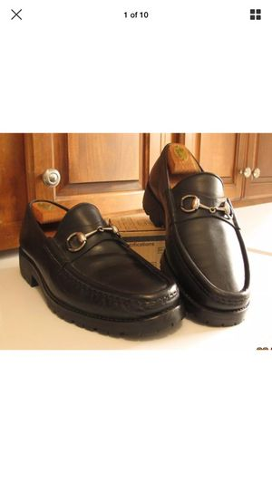 Gucci horsebit loafers size 10 for Sale in Houston, TX