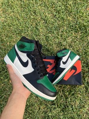 Nike air Jordan 1 retro pine green size 11 men's for Sale in Sugar Land, TX