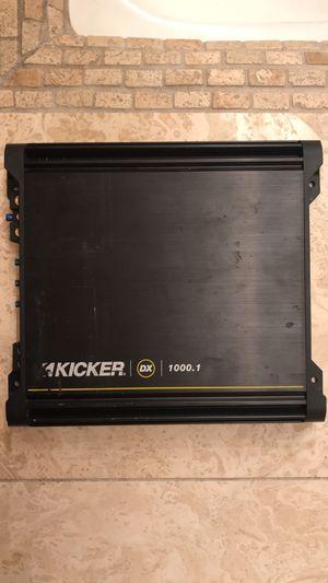 KICKER Amp for Sale in Fresno, CA