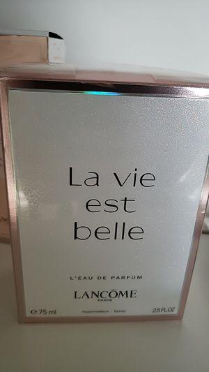 Lancome la vie perfume $100 for Sale in San Diego, CA