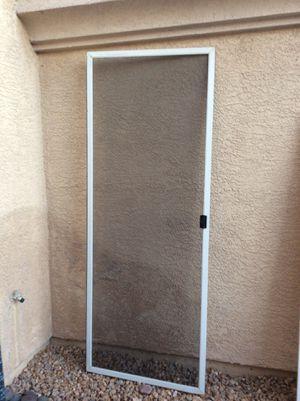 Sliding screen patio door for Sale in Henderson, NV