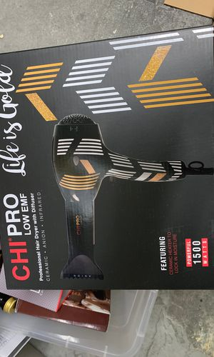 CHI Blow dryers & curling irons! for Sale in Garden Grove, CA