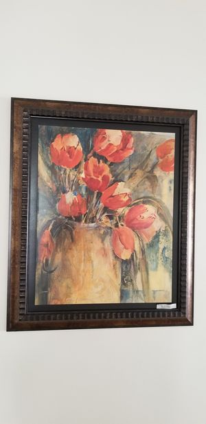 Framed wall paints for Sale in Woburn, MA