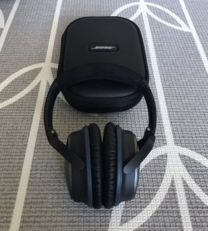 Bose QC25 Quiet Comfort Noise Cancelling Headphones - Make Offer!!! for Sale in Paradise Valley, AZ