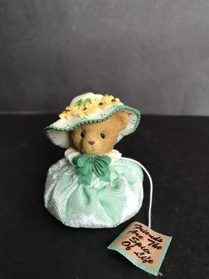 2001 Priscilla Hillman Friends Are The Spice Of Life Cherished Teddies Figurine for Sale in San Antonio, TX