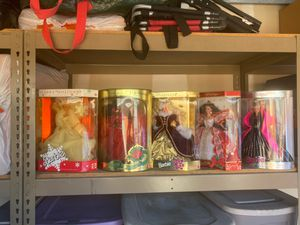 Collector holiday barbies for Sale in Upland, CA