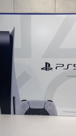 Ps5 Console Disc Version for Sale in Richland,  WA