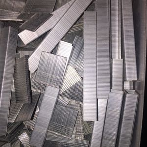 Assorted sizes of nail gun nails & staples for Sale in Los Angeles, CA