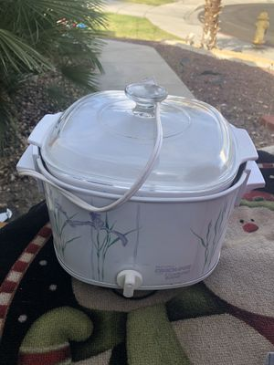 Crock Pot for Sale in Victorville, CA