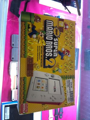 Nintendo 2DS New super Mario Bros.2 for Sale in Orlando, FL