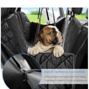 URPOWER Dog Seat Cover Car Seat Cover for Pets 100% Waterproof Pet Seat Cover Hammock 600D Heavy Duty Scratch Proof Nonslip Durable Soft Pet Back Sea for Sale in Hacienda Heights, CA