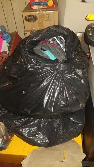 2 large garbage bag womens clothing for Sale in Kent, WA