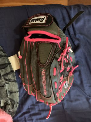 Franklin Fastpitch pro series softball glove left hand for Sale in Miami, FL