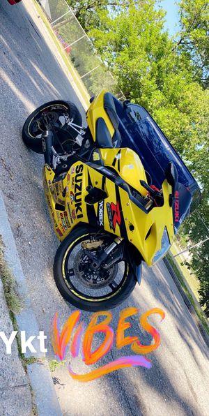 Gsxr 600 for Sale in Pawtucket, RI