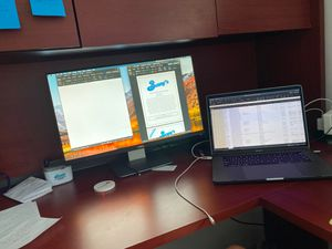 """24"""" dell monitor for Sale in Staten Island, NY"""