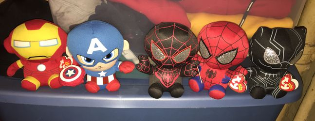 Marvel Plushies for Sale in Brooklyn,  NY