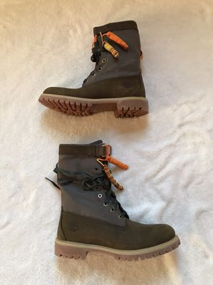 Timberland boots men size 10.5high top for Sale in Bethlehem, PA