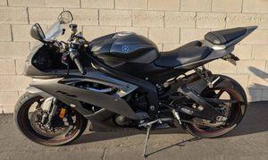 2013 Yamaha R6 - MATTE GRAY for Sale in El Cajon, CA