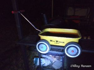 1950's Vintage Amf wee wagon toy for Sale in Colorado Springs, CO