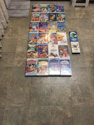 Disney VHS Movies for Sale in Federal Way, WA