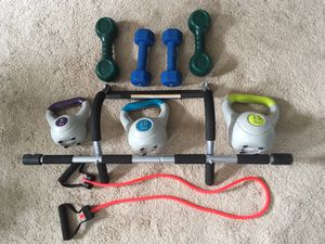 Workout equipment for Sale in Nashville, TN