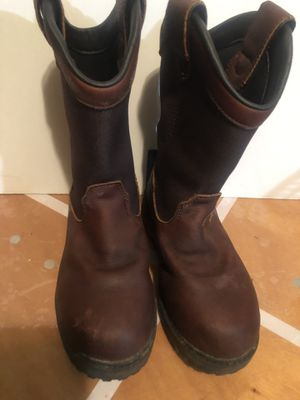 Mens work boots size 6D for Sale in Apopka, FL