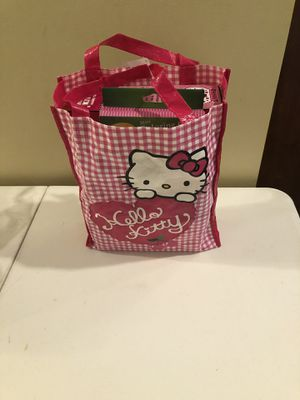 Hello kitty bag w/ gifts for Sale in Baltimore, MD