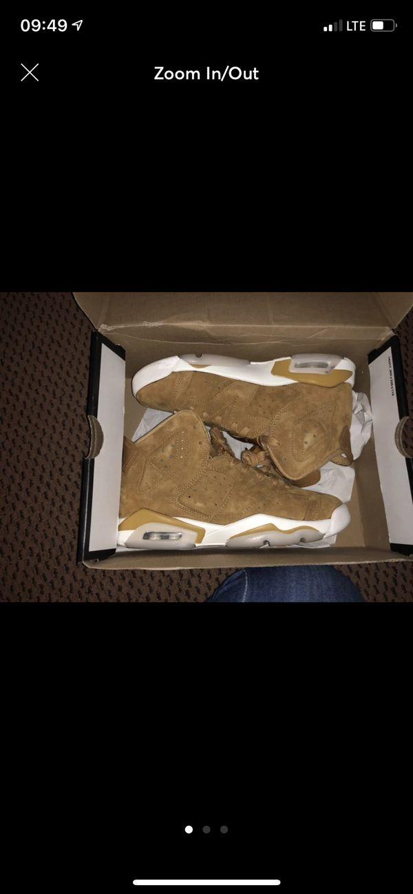 Nike Jordan Wheats