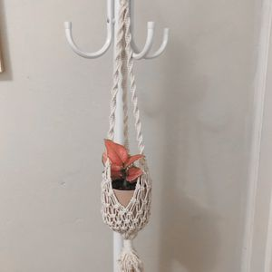 Macrame Basket Woven Wall Hanger for Sale in San Leandro, CA