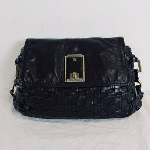 Authentic Marc Jacobs Black Woven Bag for Sale in Spring Valley, CA