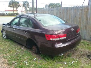 2006 Hyundai Sonata GLS leather sunroof V6 motor parting out for Sale in Longwood, FL