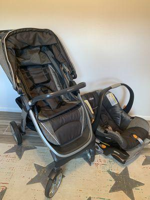 Chicco Bravo Trio Travel System for Sale in Millbrook, AL