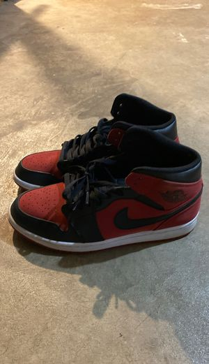 Jordan Bred 1 Mid size 10.5 for Sale in North Canton, OH