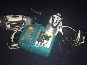 Makati impact driver & drill + charger for Sale in Redondo Beach, CA