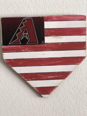 Arizona Diamondbacks Wall Decor for Sale in Gilbert, AZ