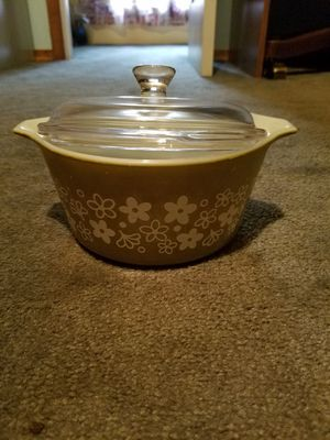 Pyrex vintage spring blossoms cook ware for Sale in Milton, PA