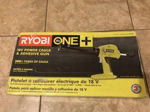 RYOBI 18-Volt ONE+ Power Caulk and Adhesive Gun (Tool Only) for Sale in Phoenix, AZ