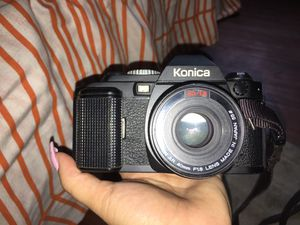 Camera with Lense for Sale in San Antonio, TX