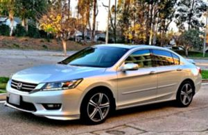2O13 Accord 3.5 EXL VERY CLEAN !!!/NICE/ ONE OWNER/72K MILES for Sale in Detroit, MI