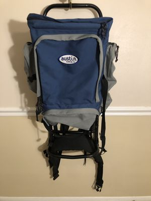 Backpack travel hike Austin for Sale in Houston, TX