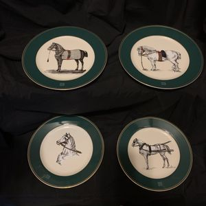 Rare Ralph Lauren plates for Sale in Mishawaka, IN
