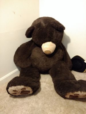 Giant teddy bear for Sale in Reston, VA