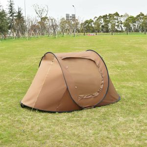 Waterproof 2-3 Person Camping Tent Automatic Pop Up Quick Shelter Outdoor Hiking for Sale in Chula Vista, CA