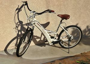 IZIP Urban Cruiser Enlightened Hybrid Electric Bicycle for Sale in Bellflower, CA