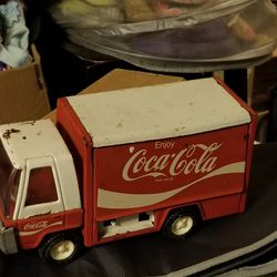 Coca cola metal cast truck for Sale in Prineville,  OR