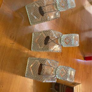 Whiskey bottles Crystal for Sale in Henderson, NV