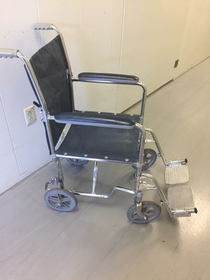 Wednesday Sept 9th Affordable Compact Folding Wheelchair for Sale in Milford, CT