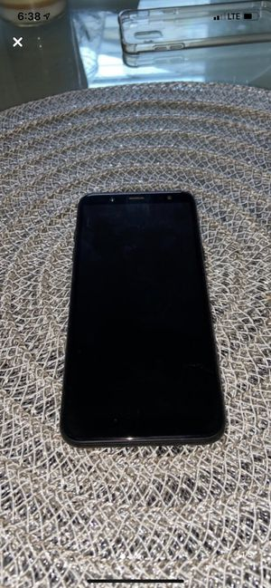 Samsung Galaxy A6 for Sale in Fort Worth, TX